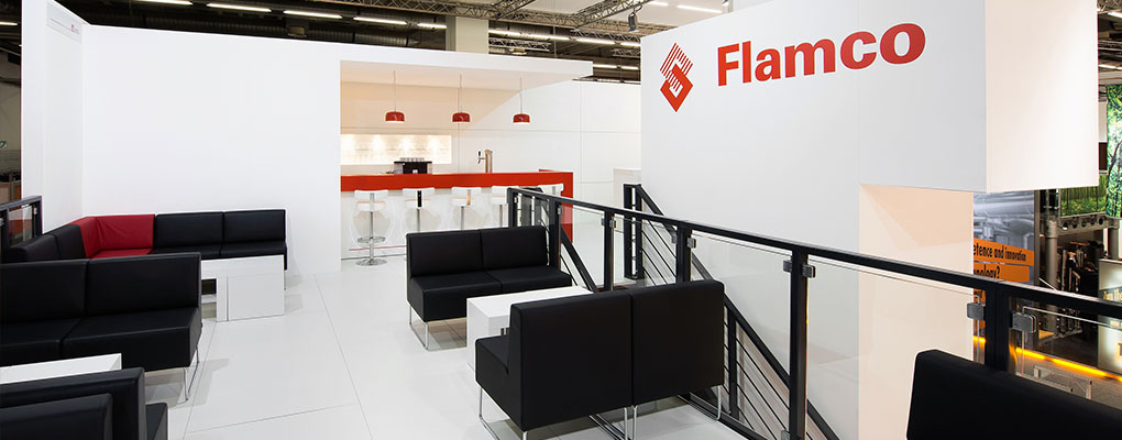 Stadeco building for Flamco